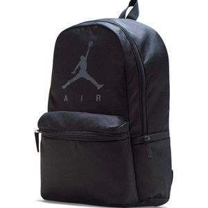 JORDAN NIKE AIR BACKPACK LAPTOP BLACK L NWT